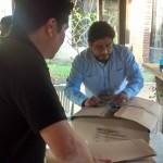 computadoras recicladas y donadas a san lucas atoyaquillo